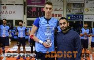 SportsAddict Awards: Κορυφαίος νέος αθλητής της Θράκης για την αγωνιστική περίοδο 2017/18 ο Δημήτρης Μούχλιας!