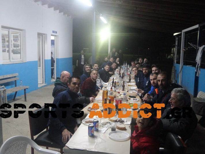 Με οικογενειακό τραπέζι και φοβερό κλίμα γιόρτασαν το 7/7 στον Μέγα Αλέξανδρο Ιάσμου!