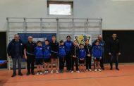 Κοινή προπόνηση για αθλητές πινγκ πονγκ από την Αλεξανδρούπολη και τη Βουλγαρία