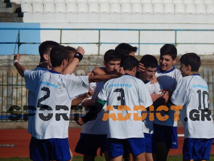 Η αποστολή των Παίδων της ΕΠΣ Έβρου για το τελευταίο ματς με Καβάλα