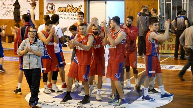 Με Ολυμπιακό εφόσον περάσει τον Ερμή Λαγκαδά ο ΓΑΣ στο Κύπελλο Ελλάδας!