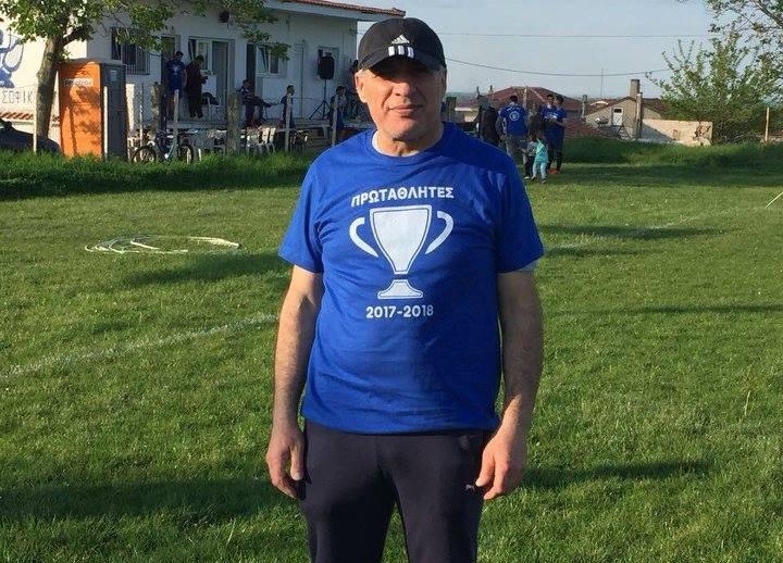Νέος προπονητής της Θράκης Φερών ο Γιώργος Χατζηανδρέου!
