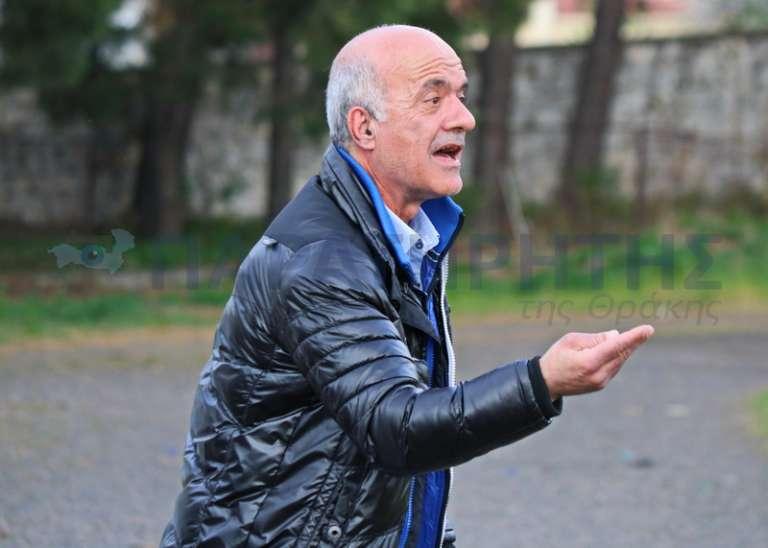 Νέος προπονητής του Εθνικού ο Γιώργος Δίγκας!