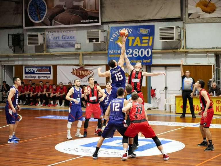 Εκτός έδρας παιχνίδια για ΓΑΣ και Ασπίδα, εντός ο Λεύκιππος για την 23η της Γ' Εθνικής! Οι διαιτητές και κομισάριοι