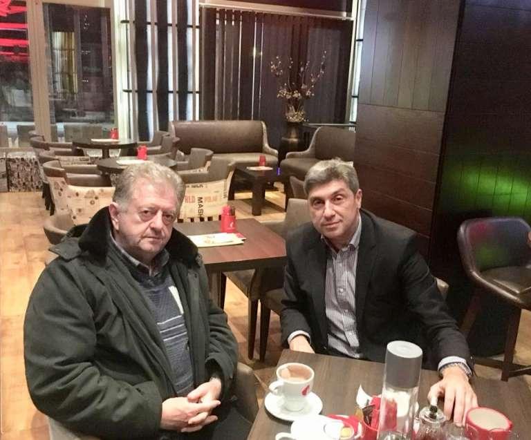 Υποψήφιος στις δημοτικές εκλογές ο Αυγέρης Κυζιρίδης!