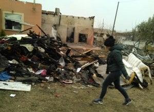 Καμπάνια στήριξης και ευαισθησίας για την οικογένεια που έχασε το σπίτι της στις φλόγες στον Πετεινό Ξάνθης