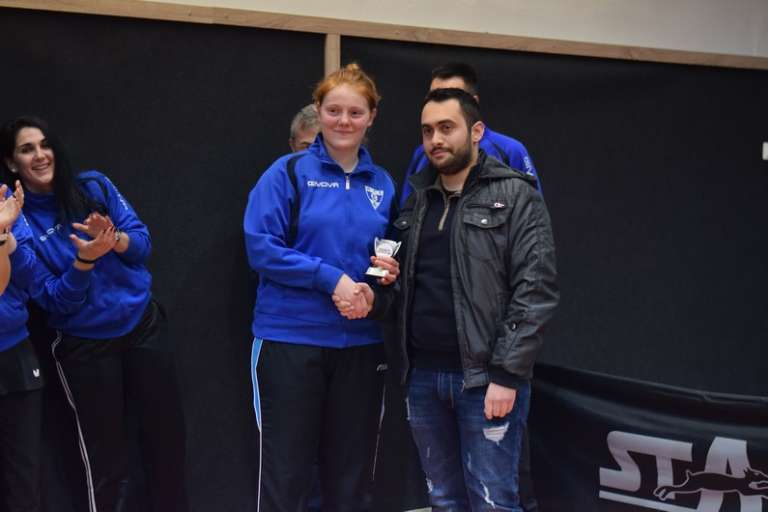 SportsAddict Awards: Κορυφαία νέα αθλήτρια της Θράκης για το 2017-18 η Θεοδώρα Βασιλειάδου!