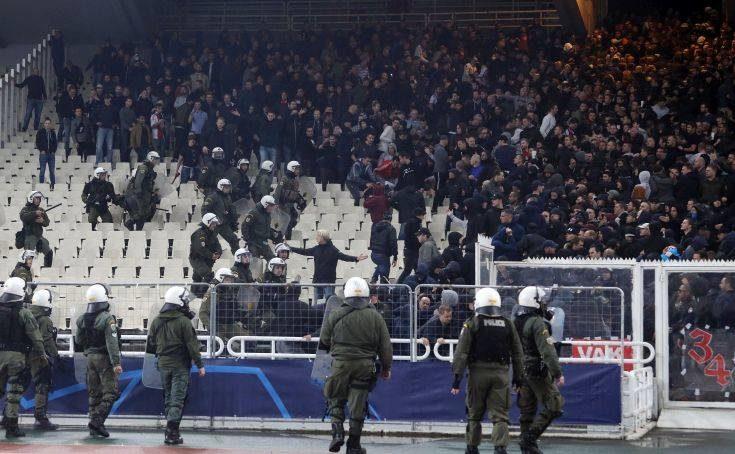 Στα... μαλακά η ΑΕΚ, ένας χρόνος αποκλεισμός με διετή αναστολή η τιμωρία για το ματς με Άγιαξ