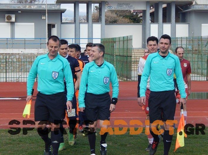 Οι διαιτητές στα ματς του Σαββατοκύριακου για την 2η αγωνιστική του Κυπέλλου ΕΠΣ Έβρου!