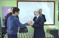 Βραβεύτηκε για την πρωτιά του το Ειδικό Σχολείο Αλεξανδρούπολης! (video)