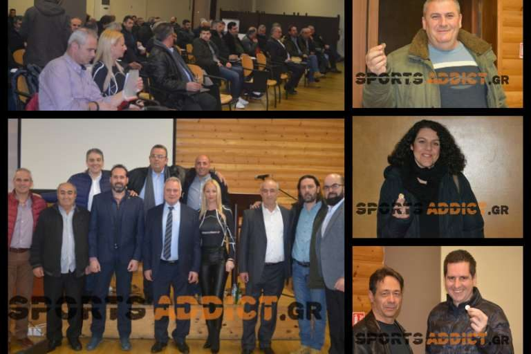 Photos: 11 tips απο την Γενική Συνέλευση και την εκλογική διαδικασία της ΕΠΣ Ξάνθης
