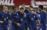 Φιλική νίκη στην Βόρεια Ιρλανδία για την Εθνική Παίδων των Αβεντισιάν, Κοτόπουλου και Μανίσογλου!