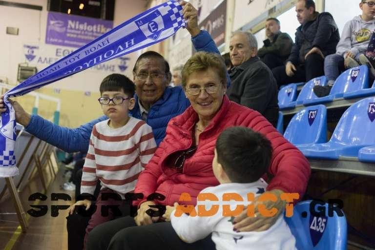 Έφερε γούρι στον Εθνικό η οικογένεια του Μπενγκολέα που ήρθε από την Αργεντινή!