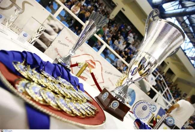 Το πρόγραμμα και οι διαιτητές της φάσης των «16» του Κυπέλλου Ελλάδας