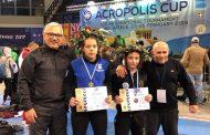 Χρυσά μετάλλια για δύο αθλήτριες του Δημοκρίτειου στο