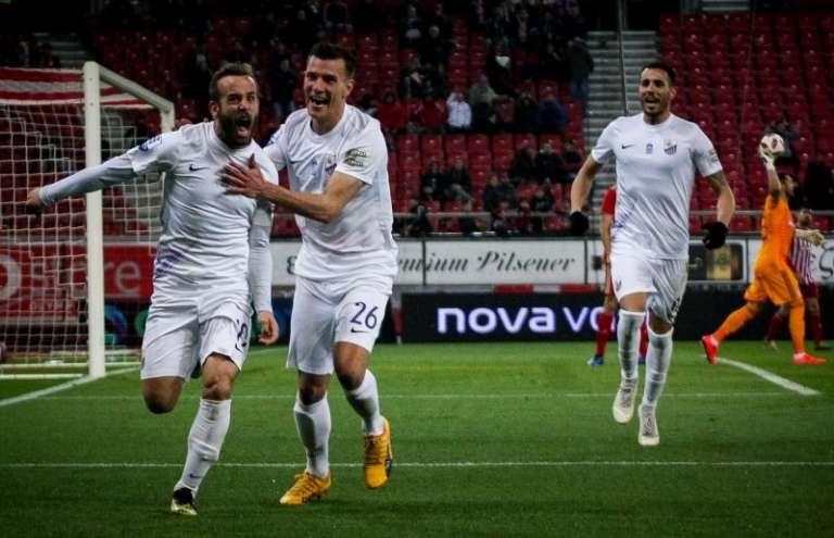 Ντεμπούτο με το αριστερό στον Ολυμπιακό για Λοντίγκιν, με απίστευτη πρόκριση Λαμίας στα ημιτελικά του Κυπέλλου Ελλάδας!