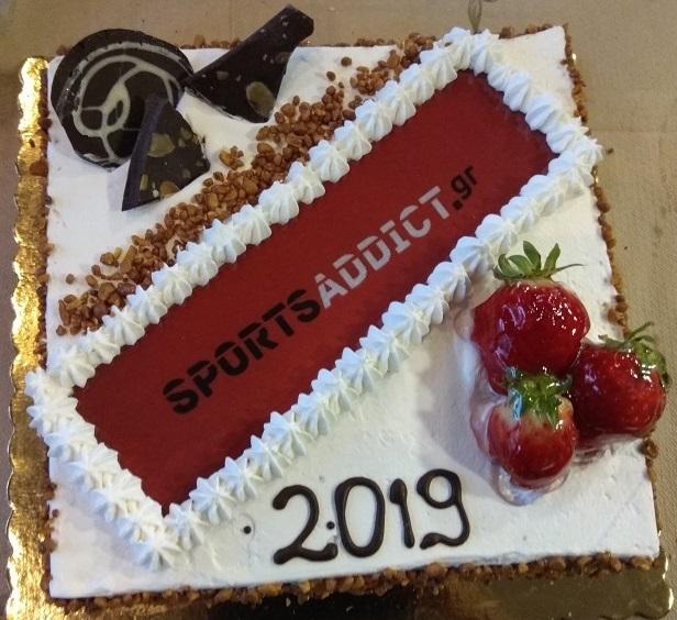 Καλή χρονιά SportsAddict.gr!