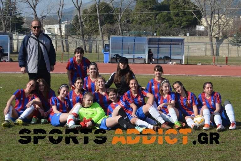 Photos: Πρωταθλήτριες Ξάνθης για ακόμη μια χρονιά τα κορίτσια του 2ου ΓΕΛ Ξάνθης!