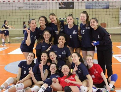 Στον τελικό του Έβρου τα κορίτσια του 3ου ΓΕΛ Αλεξανδρούπολης!