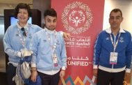 Ασημένιος Παγκόσμιος πρωταθλητής ο Ιάσονας Παπαδόπουλος που επιστρέφει με δύο μετάλλια απο τα Special Olympics!