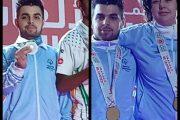 Photos & Video: Η ξεχωριστή στιγμή της απονομής του χρυσού και ασημένιου μεταλλίου των Special Olympics στον Ιάσονα Παπαδόπουλο