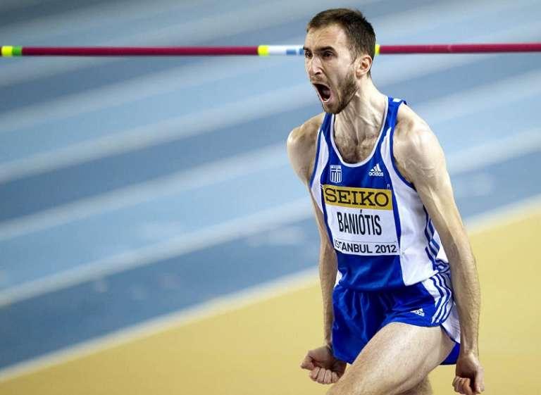 Σπουδαίος Κώστας Μπανιώτης, επιστρέφει με αργυρό μετάλλιο από το Ευρωπαϊκό!