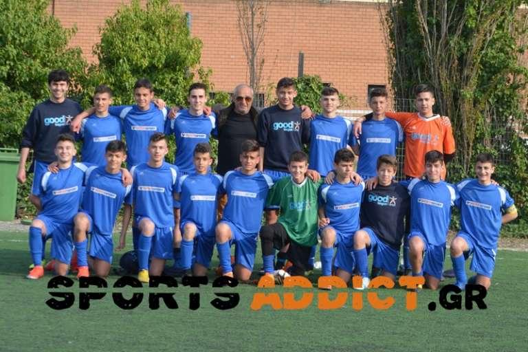 Η 18μελη αποστολή της Μεικτής ομάδας Παίδων της Ξάνθης με στόχο την πρόκριση στο Final 4!