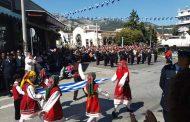 Με λαμπρότητα και πλήθος κόσμου η παρέλαση της 25ης Μαρτίου στην Ξάνθη