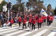 """Photos: Πιστοί στο """"ραντεβού"""" τους και φέτος οι αθλητές του ΠΑΣ Πρωταθλητών που παρέλασαν και τίμησαν την 25η Μαρτίου"""