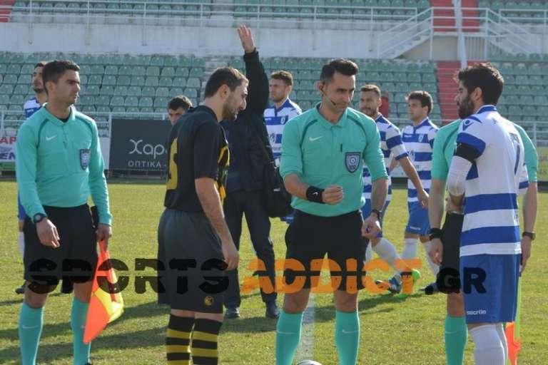 ΕΠΣ Έβρου: Ο Σάββας Σιδηρόπουλος διαιτητής του τελικού Κυπέλλου Εθνικός - Σουφλί!