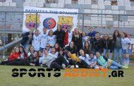 Με Ποντιακό Αλεξανδρούπολης στο Κύπελλο Κορασίδων οι Βασίλισσες Θράκης!