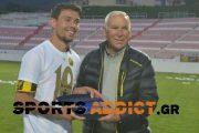 Για πρώτη φορά σε ομάδα εκτός Θράκης ο Θόδωρος Τορομανίδης!