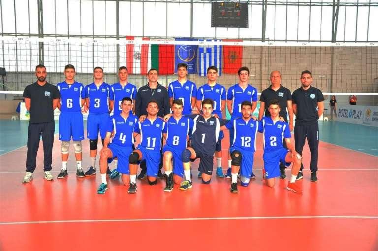 Αυτοί είναι οι αντίπαλοι της Εθνικής Παμπαίδων των Τσότρα & Τοκαμάνη στο Ευρωπαϊκό!
