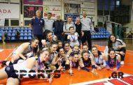 Σαν Σήμερα: 1 χρόνος από την κούπα στο πρωτάθλημα γυναικών της ΑΜ-Θ για τον Φοίνικα!