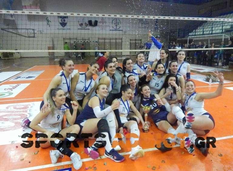 Πρωταθλητής ΑΜ-Θ στις γυναίκες ο Φοίνικας Αλεξανδρούπολης! (video)