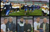 Οι κορυφαίοι του τελικού του Κυπέλλου ΕΠΣ Ξάνθης το fair play των παικτών του Ορφέα!(+pics)