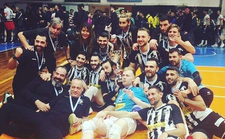 Άνοδος στην Volley League για τον ΟΦΗ των Εβριτών!