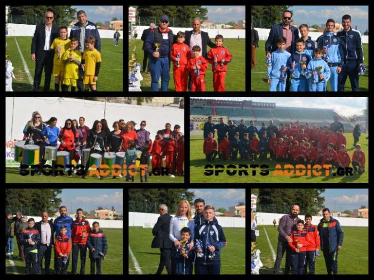 Photos: Σε γιορτινό κλίμα η τελετή λήξης του Παιδικού πρωταθλήματος της ΕΠΣ Ξάνθης