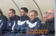 Σαριανίδης και Παπαπαντελής στο τιμόνι της Β' ομάδας του Εθνικού μέχρι το τέλος της σεζόν