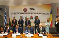 Και επισήμως υποψήφια για Euro 2028 και Μουντιάλ 2030 η Ελλάδα μαζί με Σερβία, Ρουμανία και Βουλγαρία!