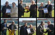 Photos: Οι βραβεύσεις των έξι τιμώμενων προσώπων Ορφέα και Ασπίδα Ξάνθης στον μεγάλο τελικό!