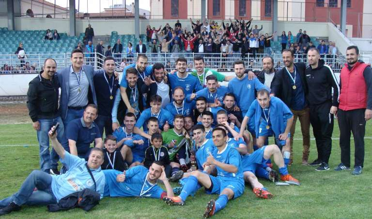 Για πρώτη φορά στην ιστορία του στο Κύπελλο Ελλάδας ο Μέγας Αλέξανδρος Ιάσμου!