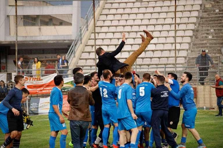 Παρακολουθείστε ξανά ολόκληρο τον τελικό του Κυπέλλου ΕΠΣ Θράκης Σιδηροχώρι - Ίασμος! (video)