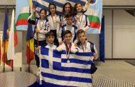Με 5 αργυρά μετάλλια επέστρεψε ο ΑΟΓ Αλεξανδρούπολης από τη Βουλγαρία!
