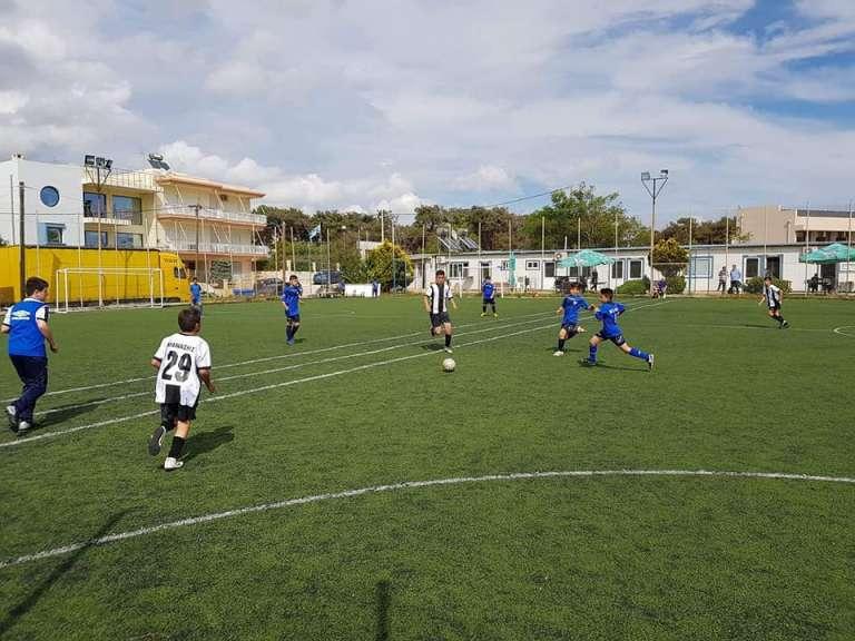 Με επιτυχία ολοκληρώθηκε η 1η αγωνιστική, του νεοσύστατου πρωταθλήματος Κ12 στην ΕΠΣ Έβρου (photos)