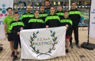 Εθνικά ρεκόρ για αθλητές του Κότινου και του Ηρόδικου στο Πανελλήνιο Κολύμβησης ΑμεΑ!