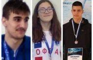 Δύο αθλητές και μία αθλήτρια από τον Έβρο, στην αποστολή της Εθνικής Ελλάδας για το Μεσογειακό!
