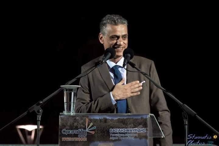 Ορεστιάδα: Επανεξελέγη Δήμαρχος από την πρώτη Κυριακή ο Βασίλης Μαυρίδης!