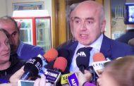 Με αισιοδοξία για επανεκλογή του ψήφισε στην Γρατινή ο Περιφερειάρχης Χρήστος Μέτιος