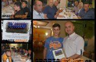 Photos: Τίμησε τους δευτεραθλητές Ελλάδας Παίδες της η ΕΠΣ Ξάνθης! Η ξεχωριστή έκπληξη των παικτών στον Απόστολο Κουτρουλό